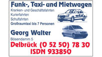 Taxi Walter